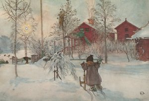 carl-larsson-winter