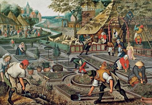 Brueghel-Spring