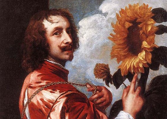 Van Dyck, self portrait