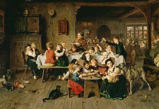 Ein Kinderfest